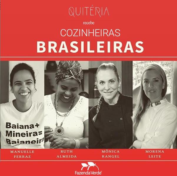 Projeto Cozinheiras Brasileiras